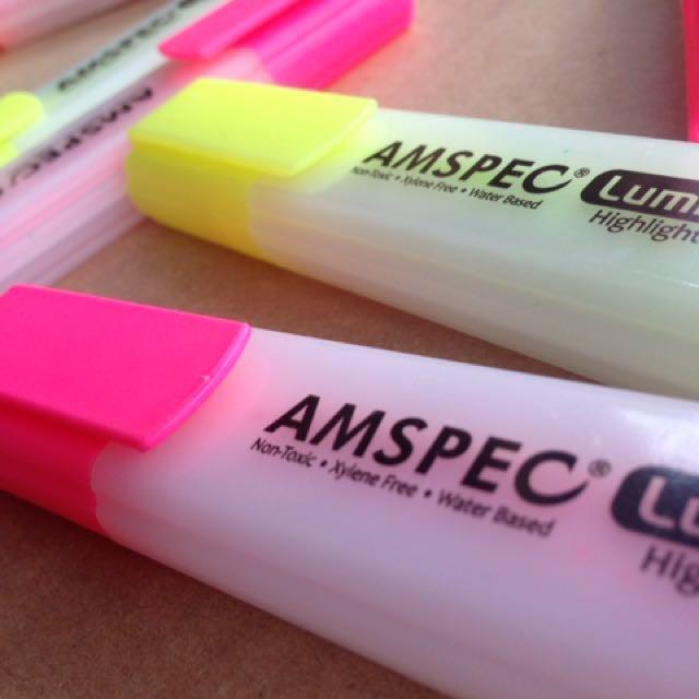 AMSPEC Lumina Highlighter