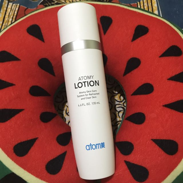 ATOMY FACE LOTION 😍