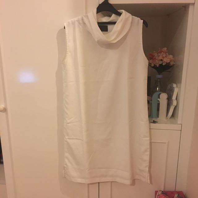 ATS Tom White Dress