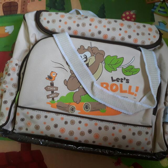 Baby Looney Tunes Diaper Bag