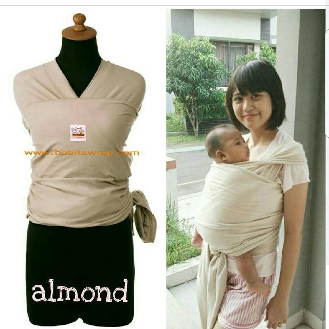 Bobita Wrap - Almond