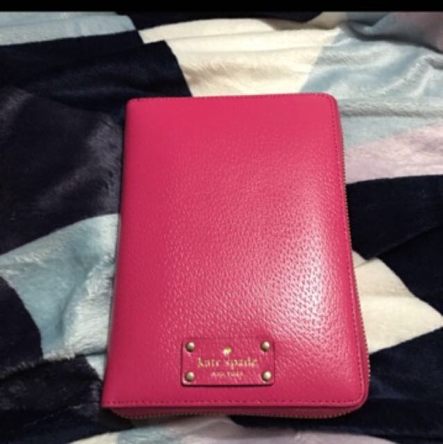 Brand New Kate Spade Hot Pink Planner