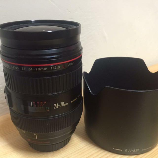 Canon 24-70 2.8