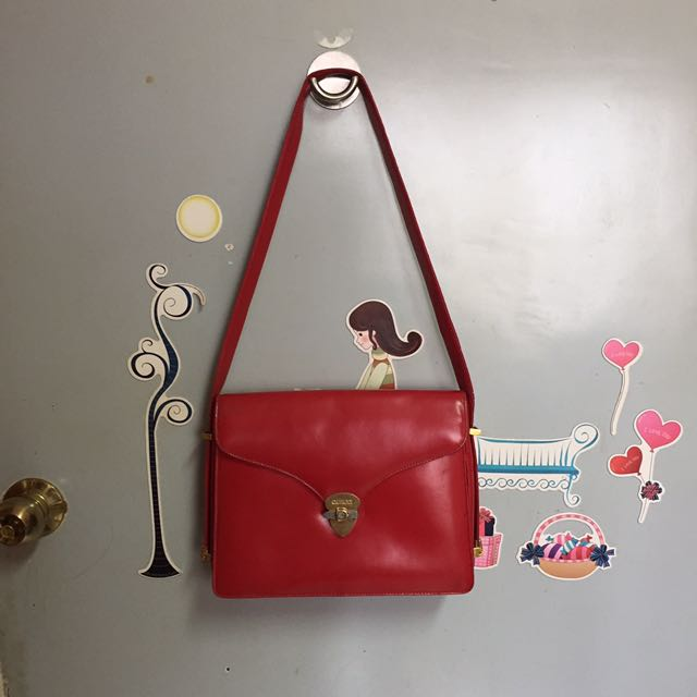 Capacci Leather Bag
