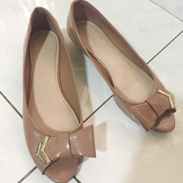 CHARLES & KEITH WEDGES REPRICE