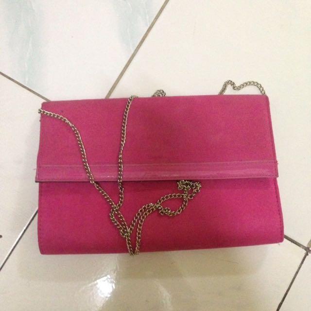 Clutch/sling bag XII