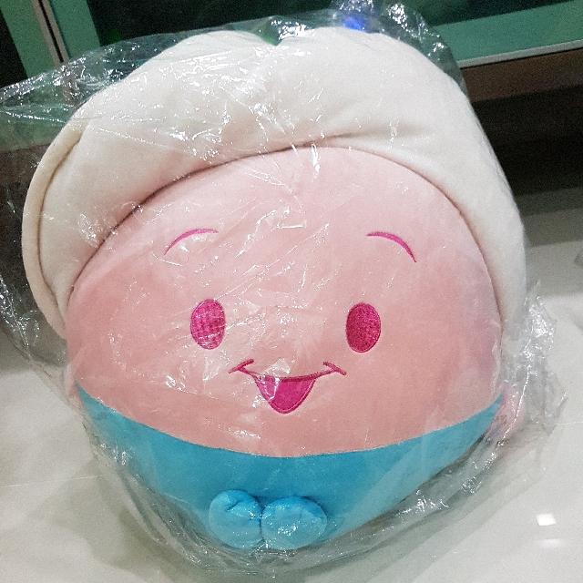 Disney Oyster Cushion Plush