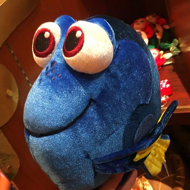 DisneySea: 迪士尼 海底總動員 多莉玩偶