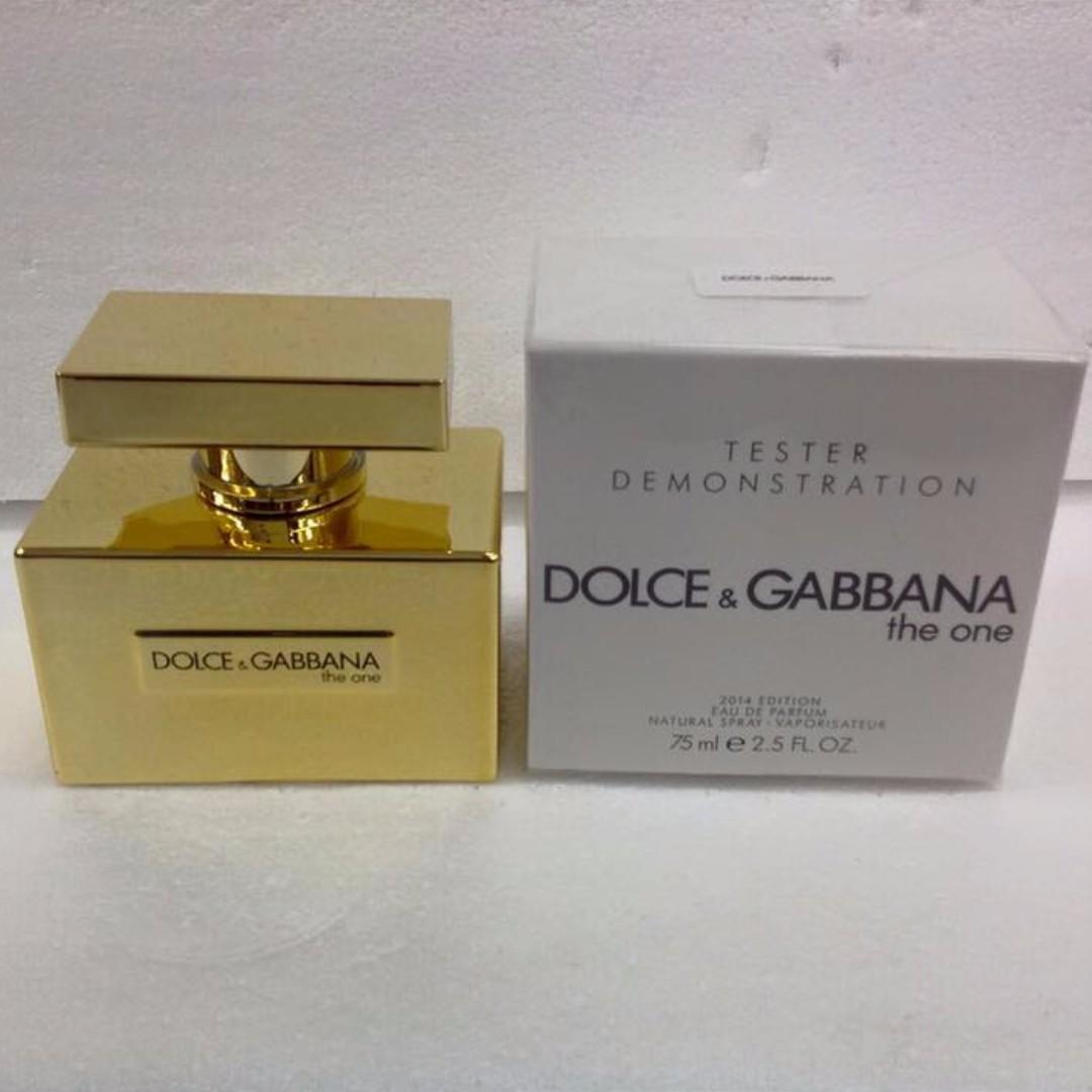One De The 75ml Gabbana On Limited Edition Parfum Dolceamp; Carousell Eau OXikPuZ