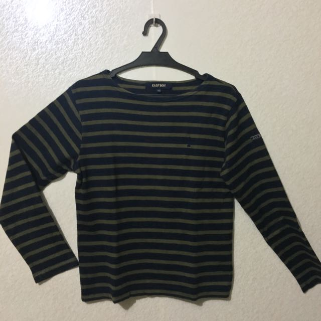 Eastboy Longsleeve Stripes