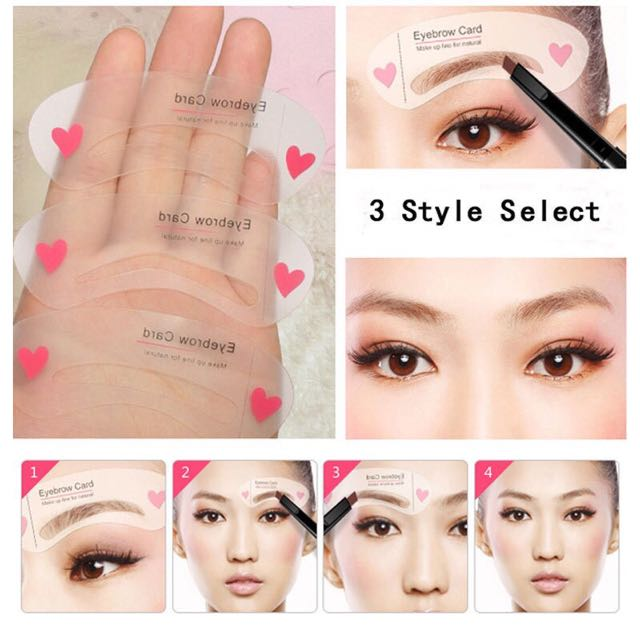Eyebrows Shaper Health Beauty Makeup On Carousell