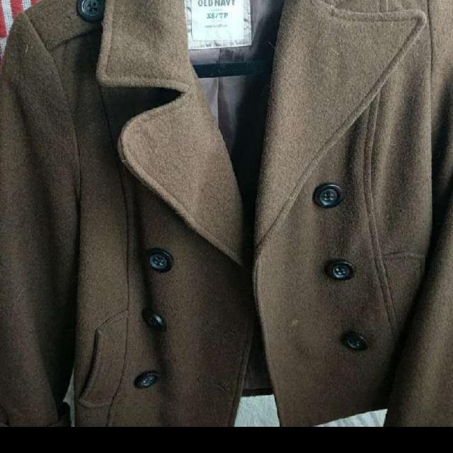 Fall Peacoat Jacket