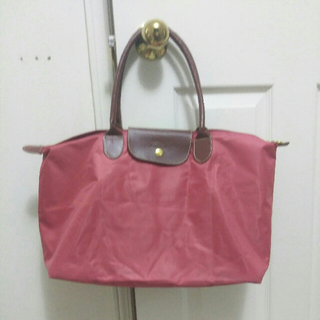 Faux Medium Longchamp Le Pliage Purse