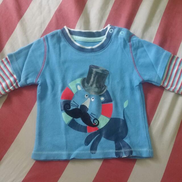 George pull over sweater for kids