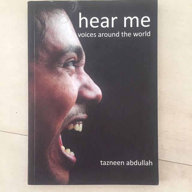 Hear me voices around the world by Tazneen Abdullah