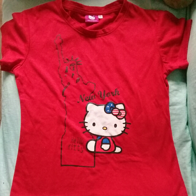 Hello Kitty Shirt For Kids