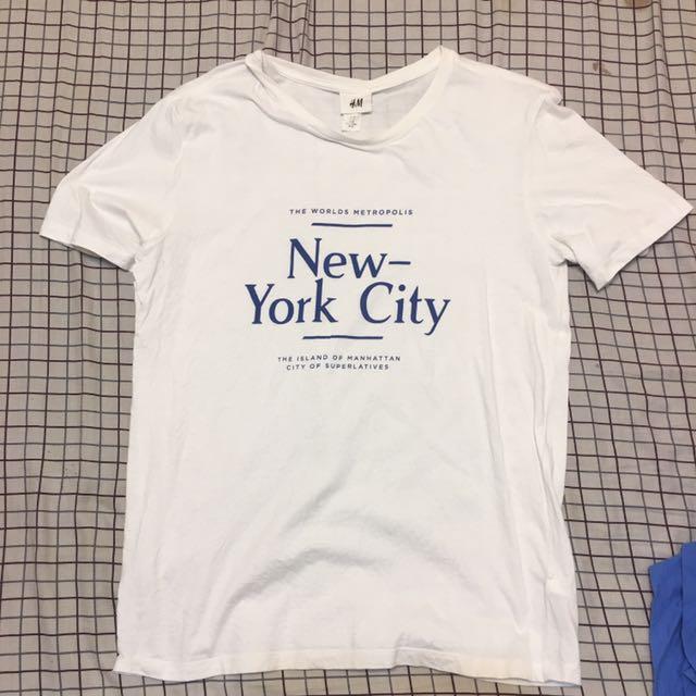 h&m T恤