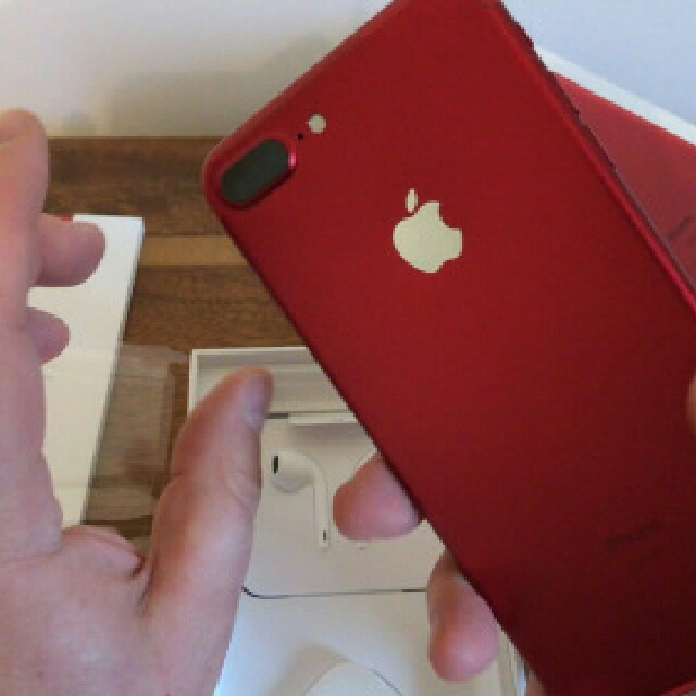 IPhone 7red