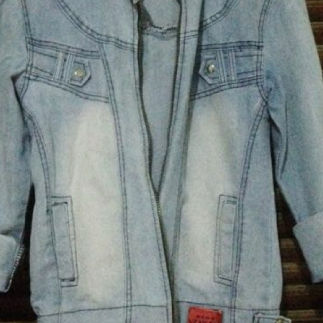 Jaket Jeans 7/8