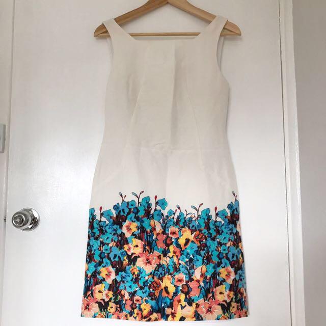 Jigsaw summer dress size 6