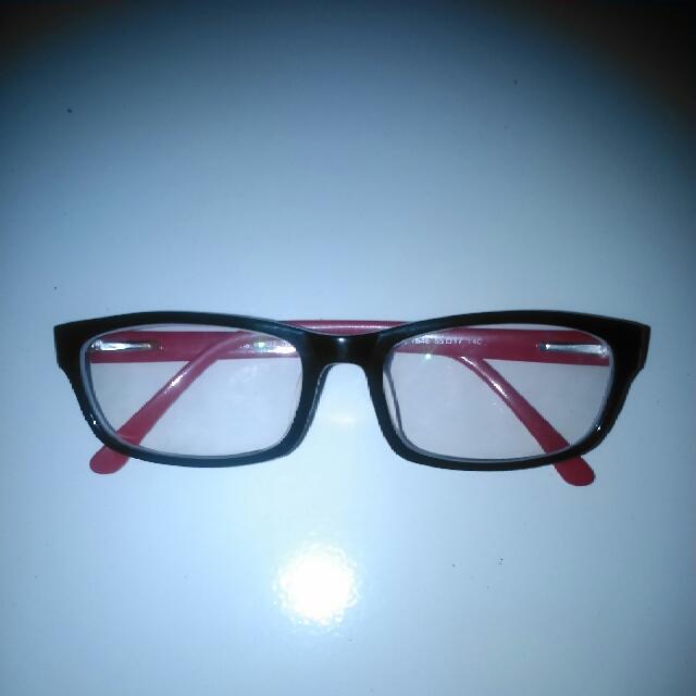 Kacamata Leviz + Tempat Kacamata