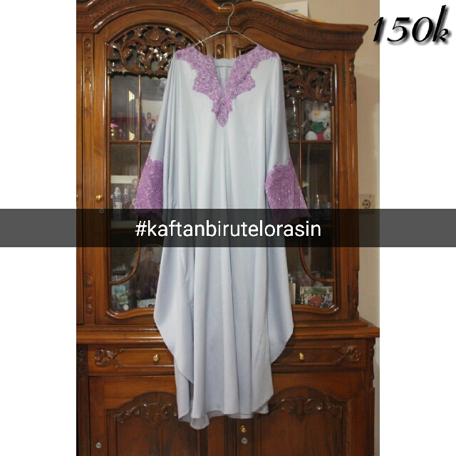 Kaftan Light Blue
