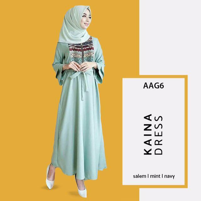 Kaina Dress A1