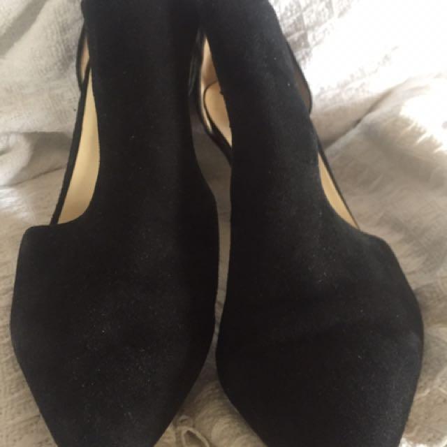 Karen Mullen heels size 38
