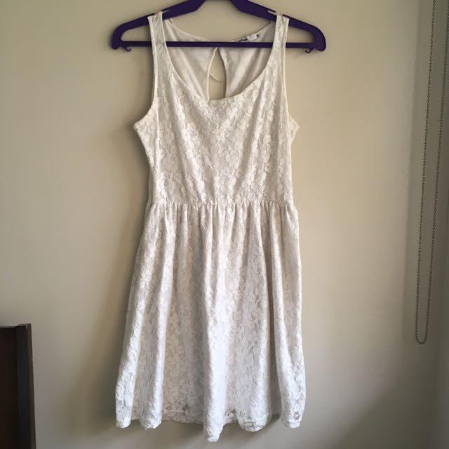 Lefties Lace Dress
