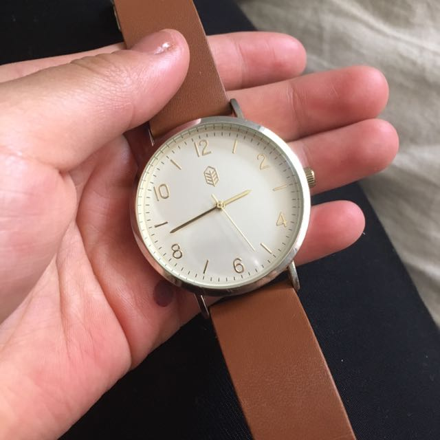 Lightly used watch