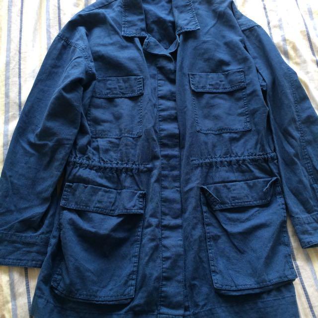 Linen Jacket XL