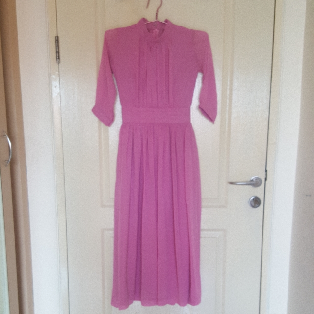 Long Dress Chifon