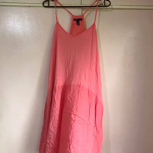 Mango Basics summer dress
