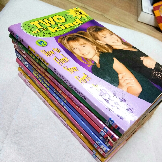 Mary Kate & Ashley Two Of A Kind Collection