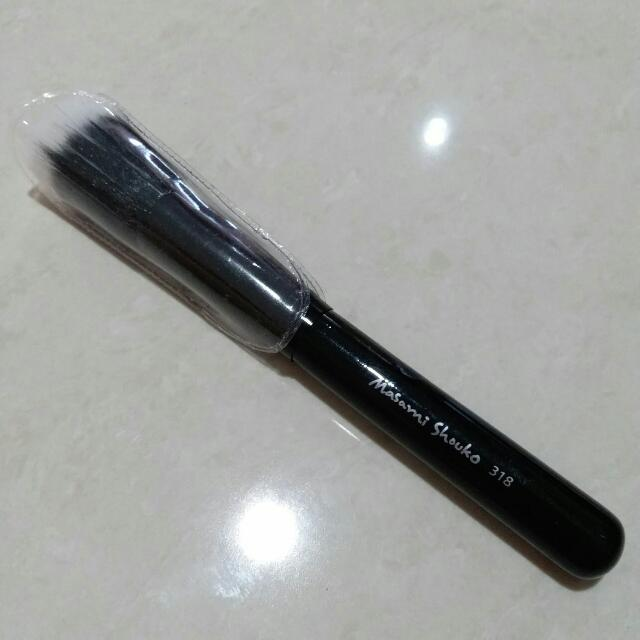 Masami Shouko 318 Duo Fibre Foundation Brush