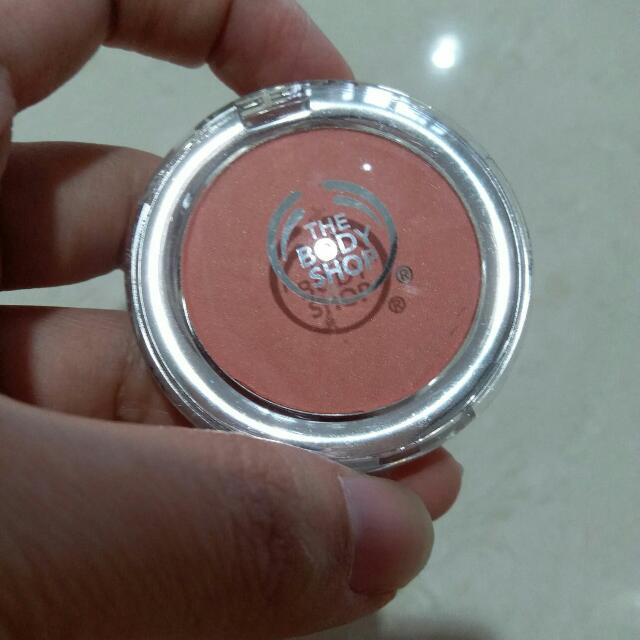 NEW The Body Shop All In One Cheek Colour Shade Ginger 02