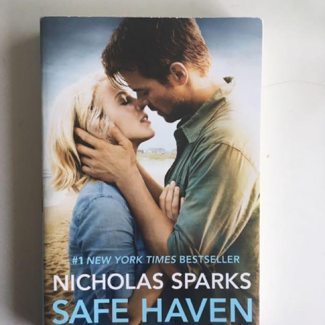 Nicholas Sparks -safe Haven