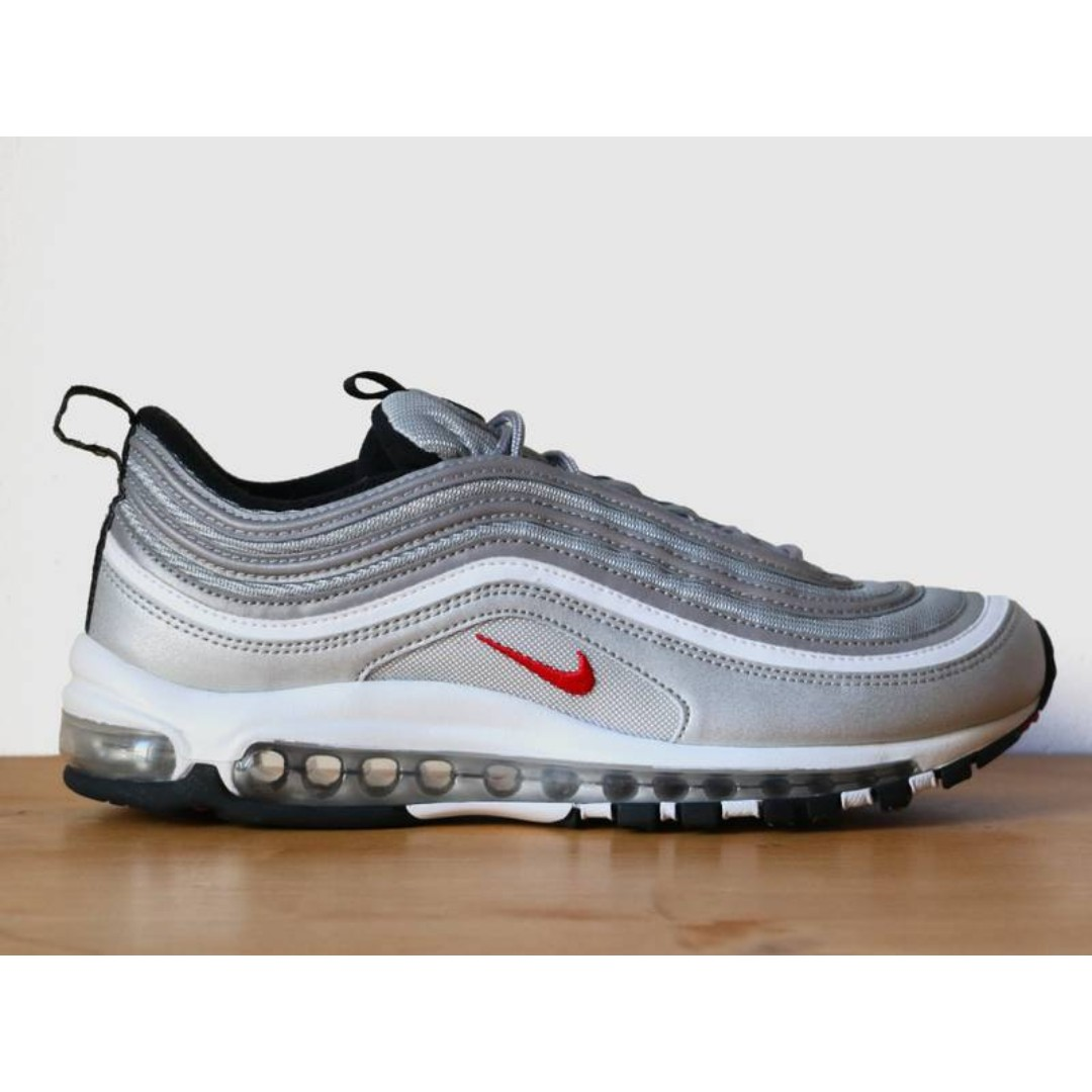 first rate 65932 65554 Nike Air Max 97 OG QS Silver Bullet