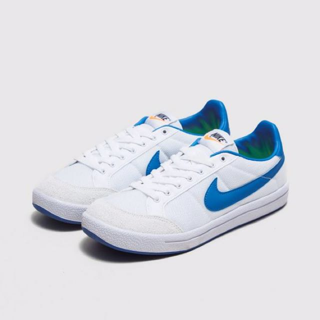 Nike Meadow ( white & blue )