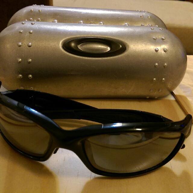 OAKLEY 偏光 運動 墨鏡 太陽眼鏡