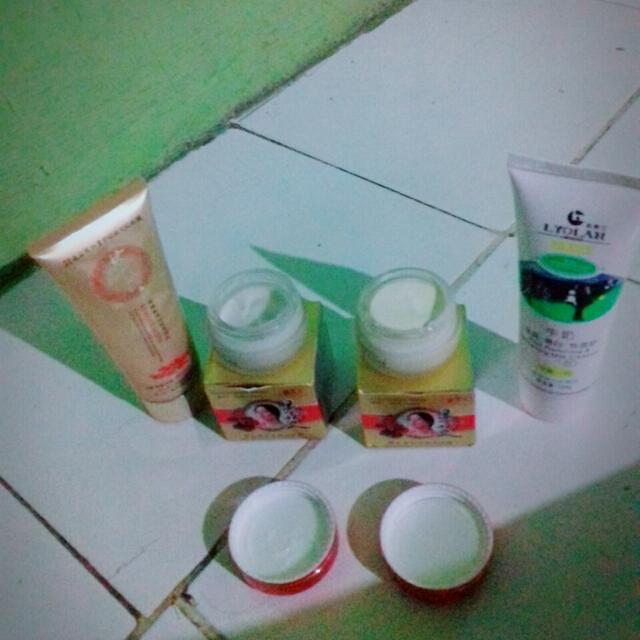 Paket Cream Yuu Chun Mee Original