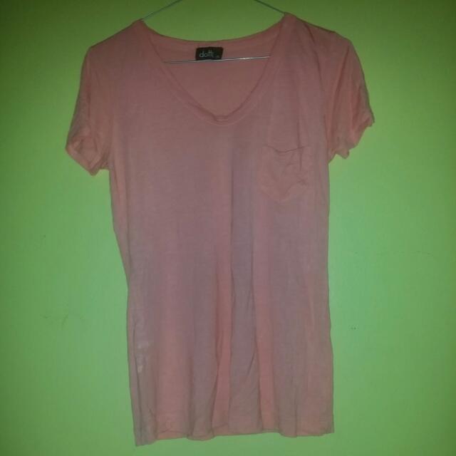 Pink Dotti Shirt XS