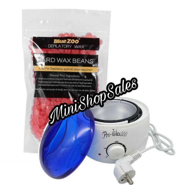 Reasonable Professional Warmer Wax Heater Spa Hand Feet Epilator Paraffin Wax Machine Body Depilatory Hair Removal Wax Tool Bean Kit Last Style Hair Removal Cream