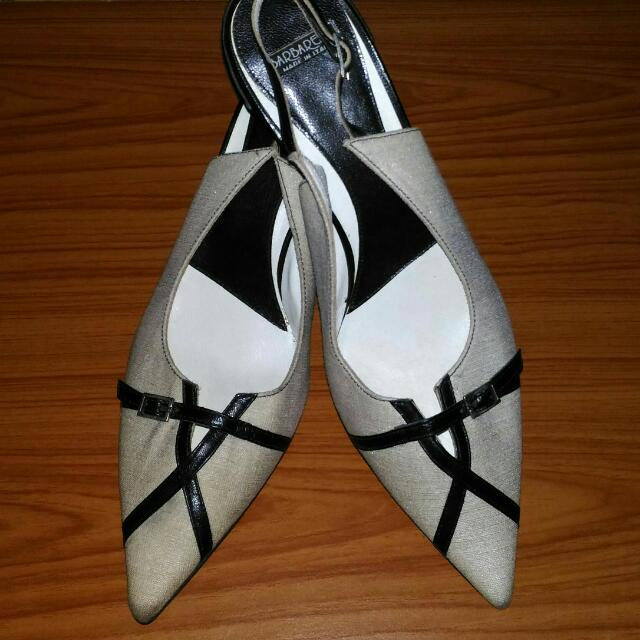 Barbarella Pointed Office Shoes (Made In Italy)