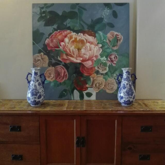 RENTAL Artwork For Rent Furniture Home Decor On Carousell Mesmerizing Rental Home Decor Painting