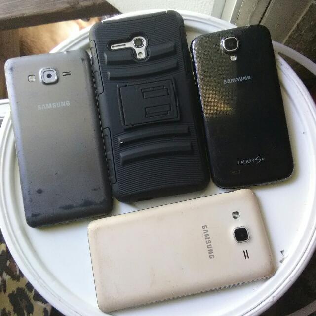 Samsung Galaxy On5 Samsung Galaxy S4 Samsung Galaxy Grand Prime Alcatel One touch