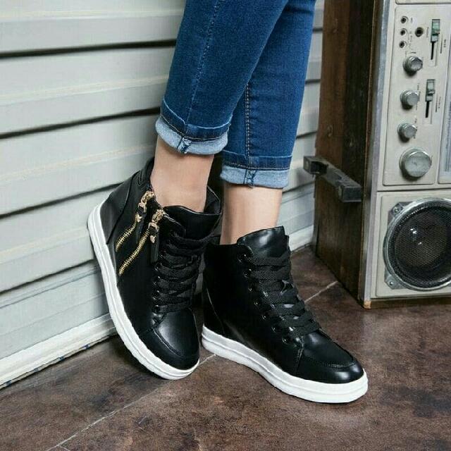 Sepatu CB201 (hitam)