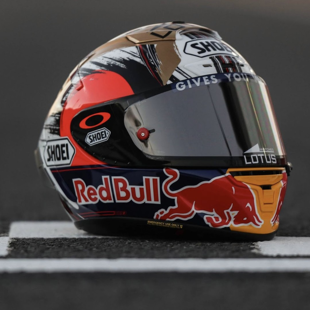 859e0973 Shoei X Spirit 3 Marquez Motegi, Motorbikes, Motorbike Apparel on ...