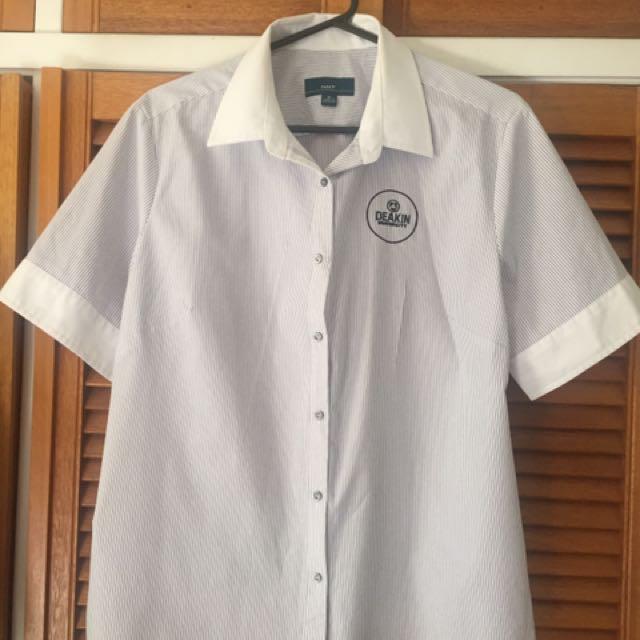 Size 16 Deakin Nursing Uniform
