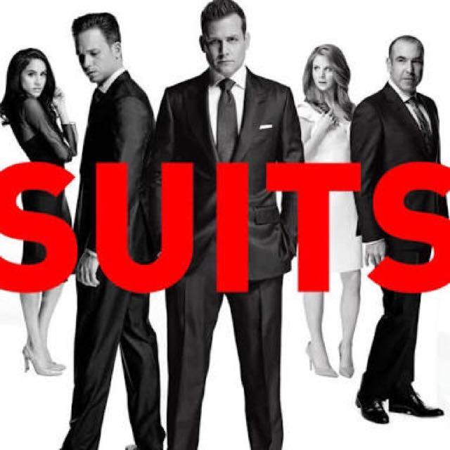 1/2 price - Suits Seasons 1 -6 DVD Boxset